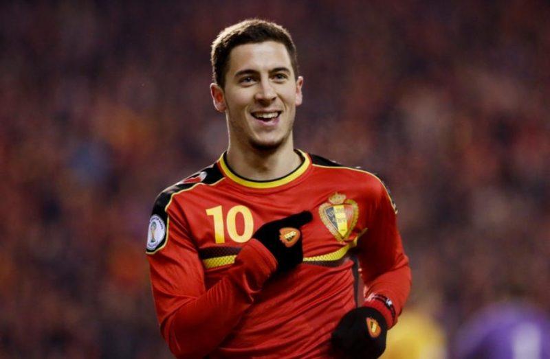 Hazard to captain belgium