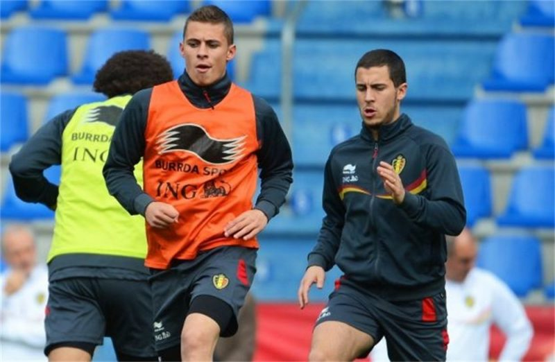 Eden and Thorgan Hazard join list of brothers to play at