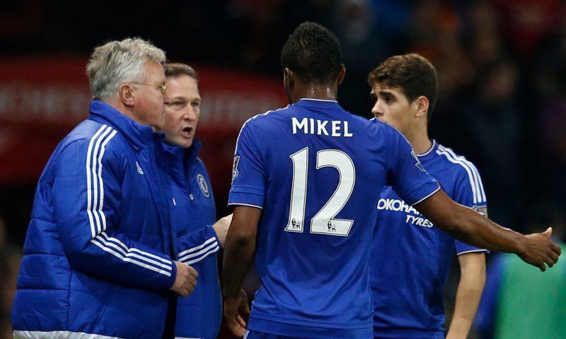 Chelseas Atmosphere Has Improved Under Hiddink Says Mikel