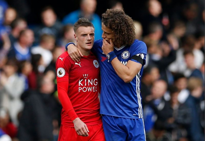 Stunning performance from Chelsea rocks helpless Leicester ...