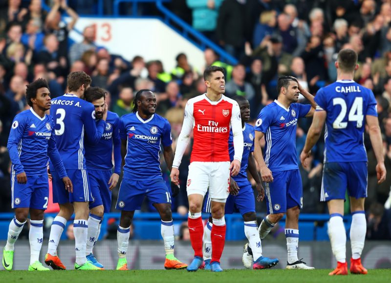 FA Cup Final: Arsenal vs Chelsea - Match Preview » Chelsea ...