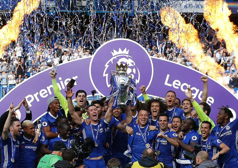 Image result for chelsea 2016/17
