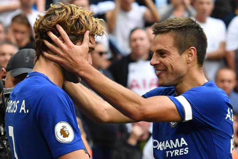 Image result for azpilicueta and alonso