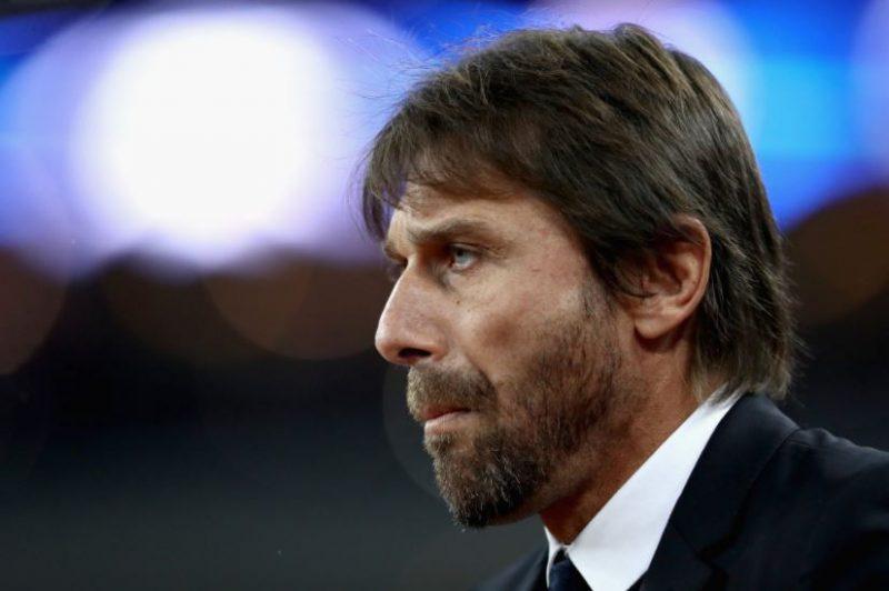 Conte sent off against Swansea
