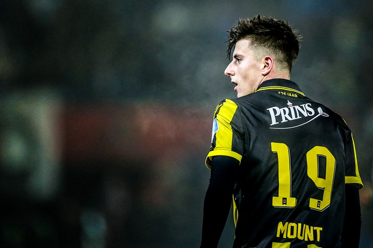 Mason Mount: Ajax Lead Pack Of European Clubs Who Want To Sign Chelsea