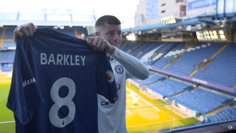 ross barkley 8