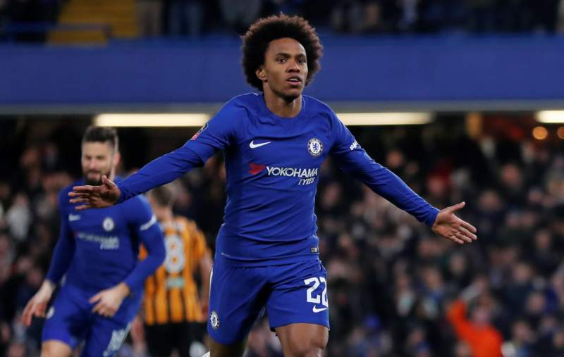 willian hull goal
