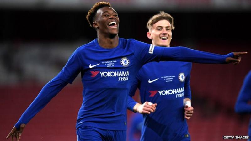 Chelsea make history with fifth consecutive trophy after ...