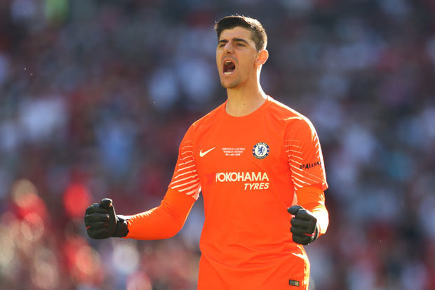 Thibaut Courtois' Chelsea career is coming to its end.