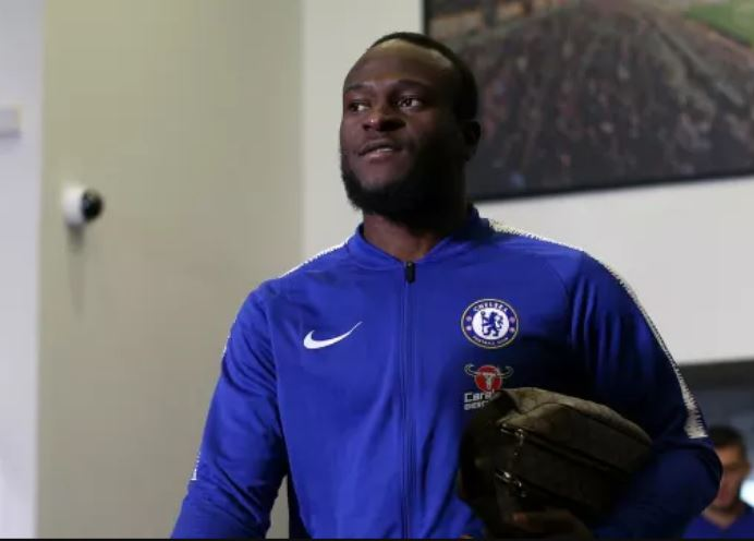 Chelsea Victor Moses Goes From Outcast To Key Role Under: Chelsea Keen To Sell Surprise Star Of 2015/16 Season And
