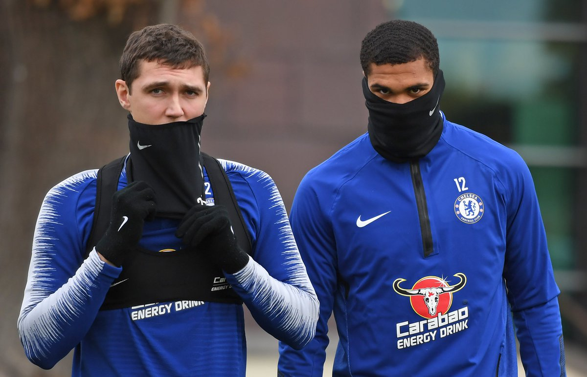 Three Chelsea players who can win a first team place on Thursday
