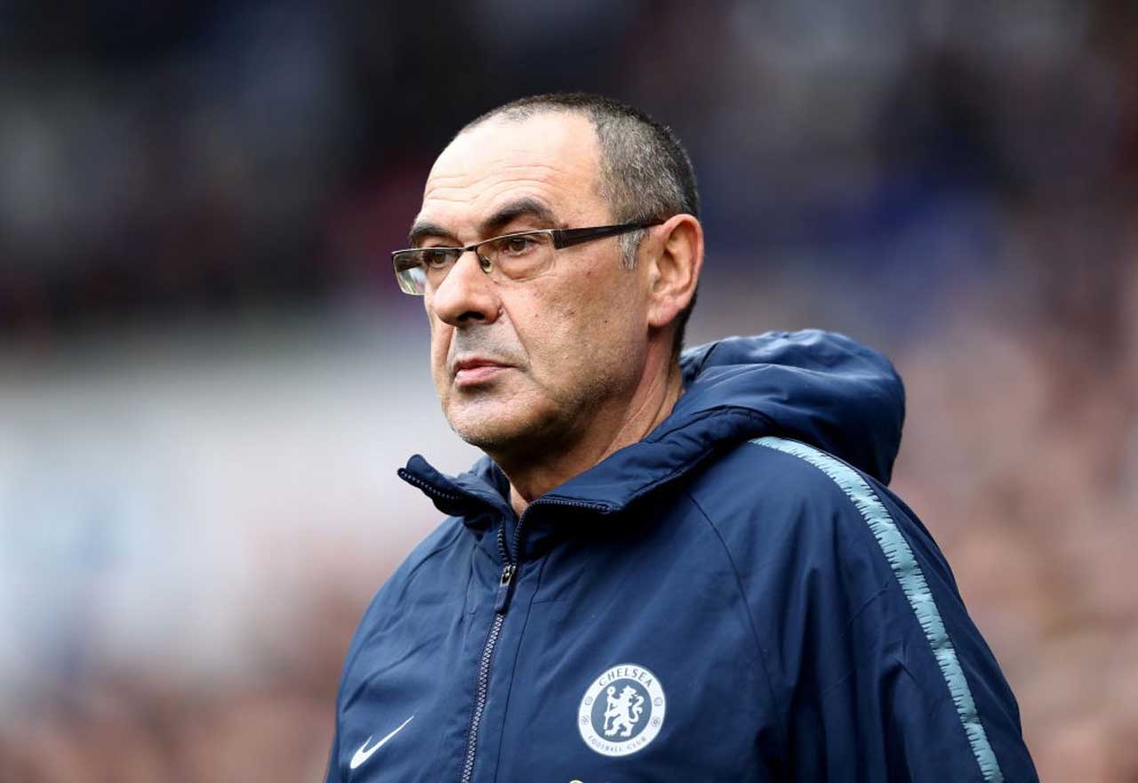 6e784954ff6 Maurizio Sarri lookalike spotted on the timeline – and football twitter did  it s thing