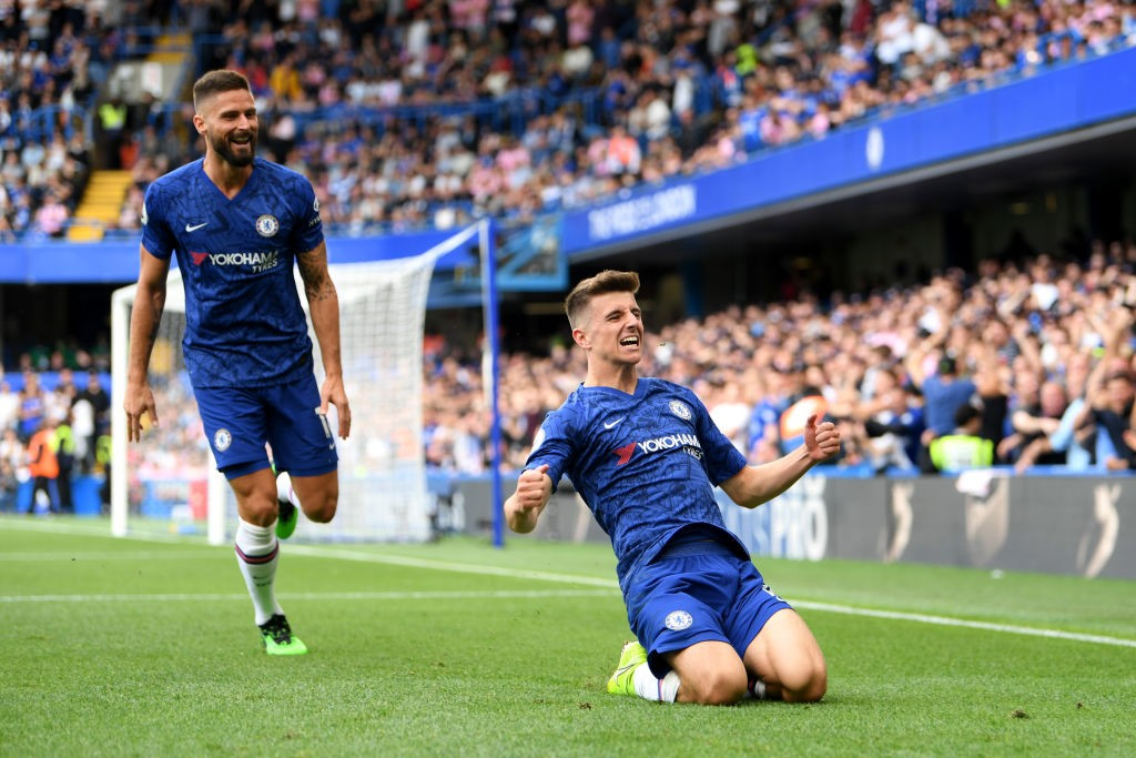 Mason Mount takes to Twitter to celebrate his first ever ...