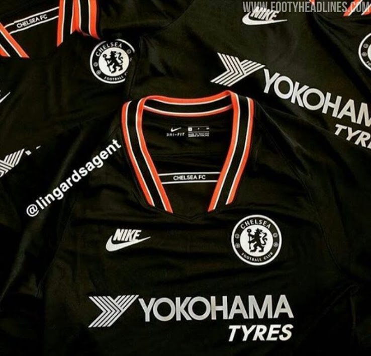 new products 34b1c 752c0 Chelsea third kit leaked and reported release date » Chelsea ...