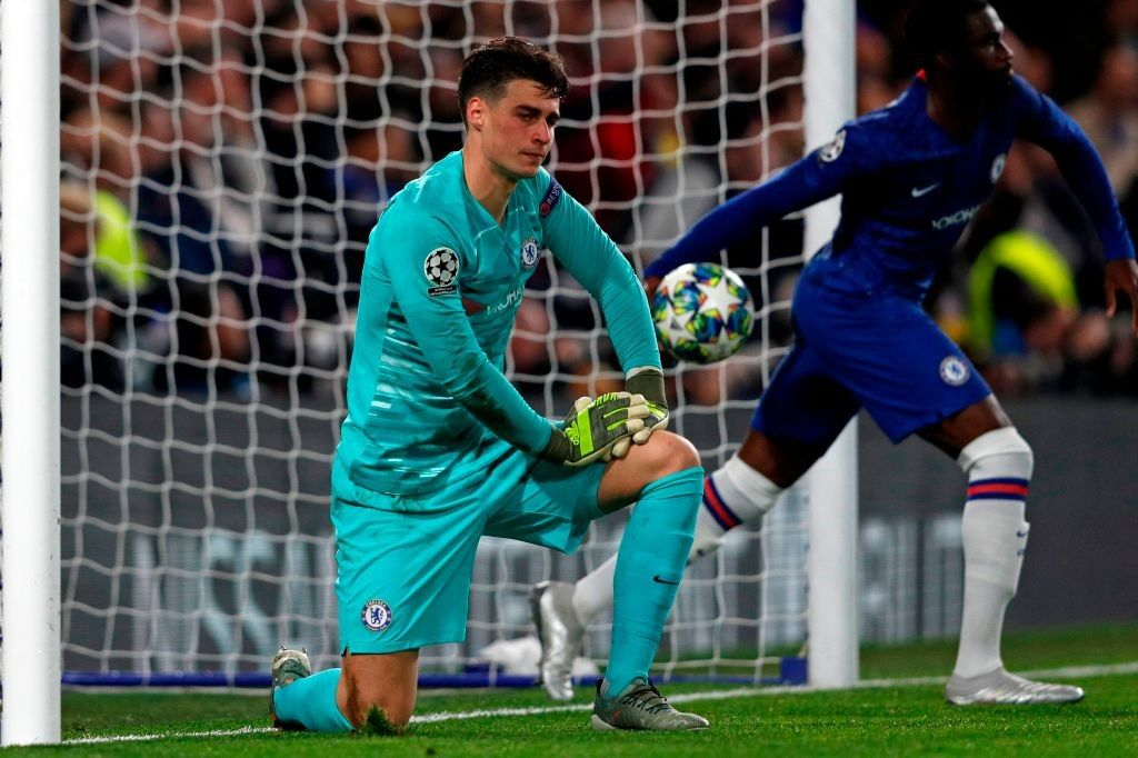 Replacement being touted for Chelsea goalkeeper Kepa Arrizabalaga » Chelsea  News