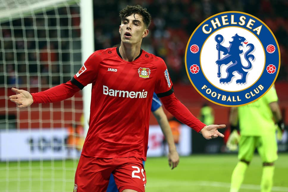 "Chelsea have agreed an £85m fee to sign Kai Havertz"" - Informed ..."