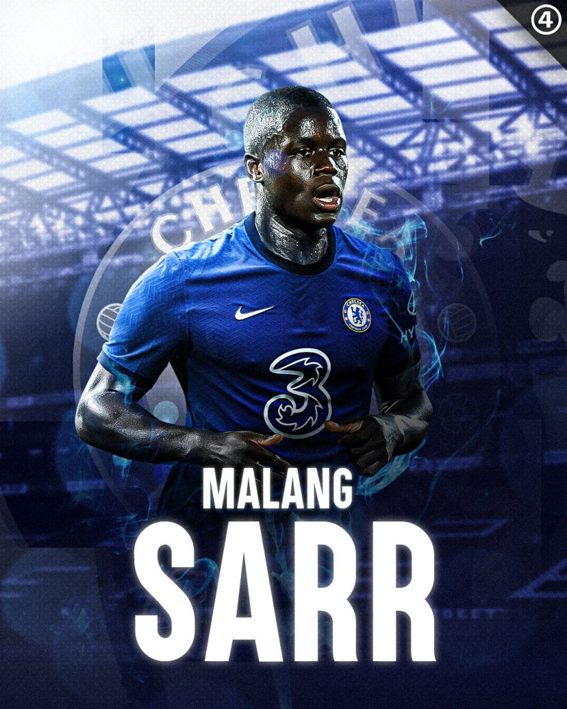 Official Chelsea Announce The Signing Of Malang Sarr Chelsea News