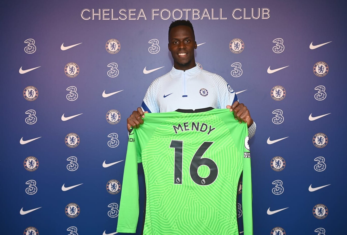 First words from long time Chelsea fan and new signing Edouard Mendy »  Chelsea News