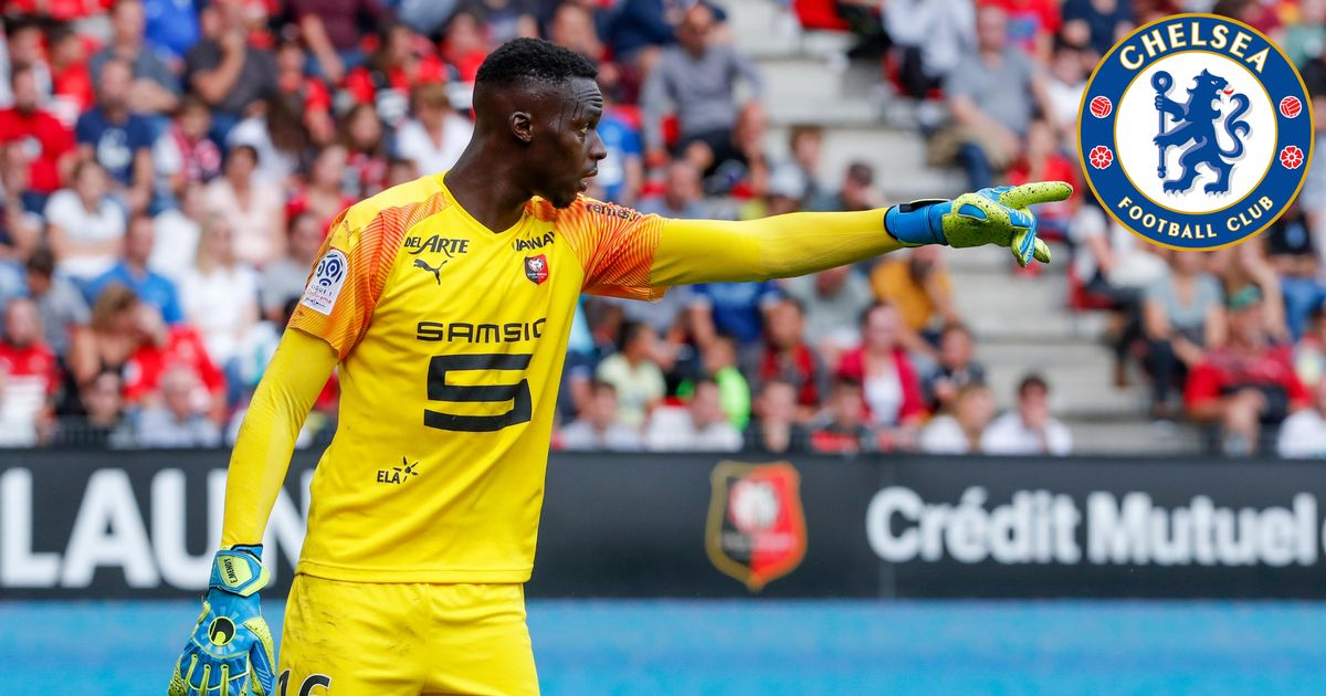 Rennes captain admits Edouard Mendy is off to Chelsea » Chelsea News