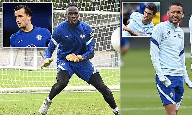 Chelsea Vs Crystal Palace Team News Chelsea News