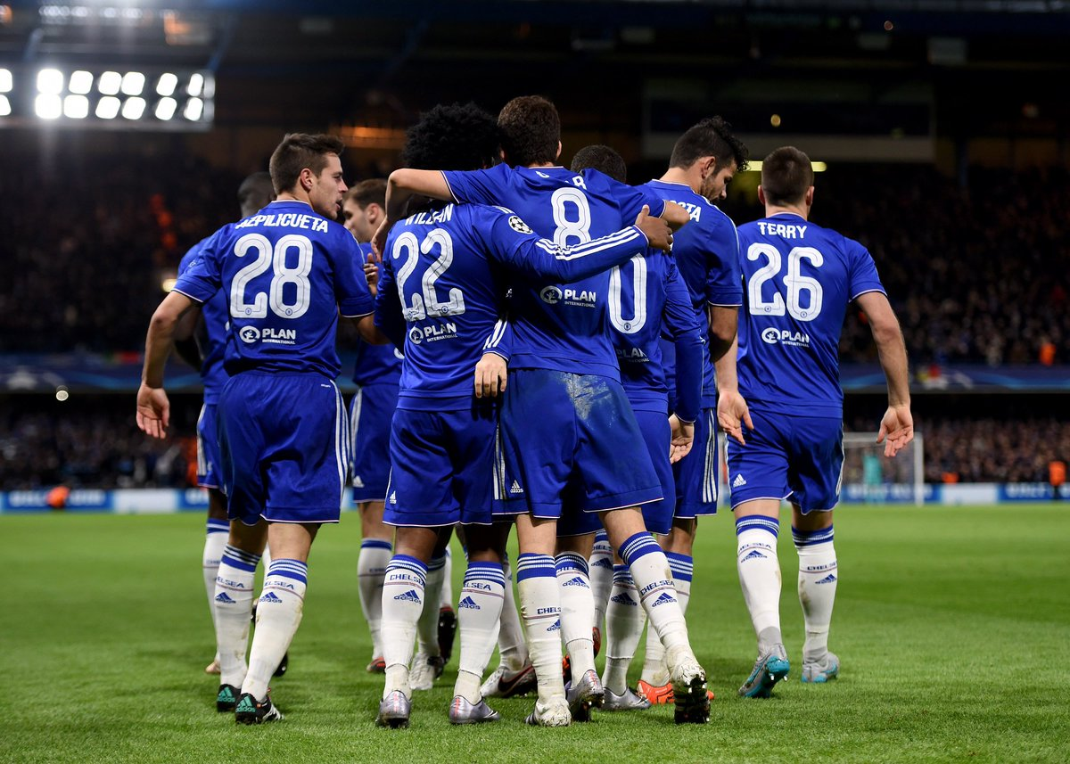Chelsea's head to head vs Porto is positive and dates back to 2004 » Chelsea  News
