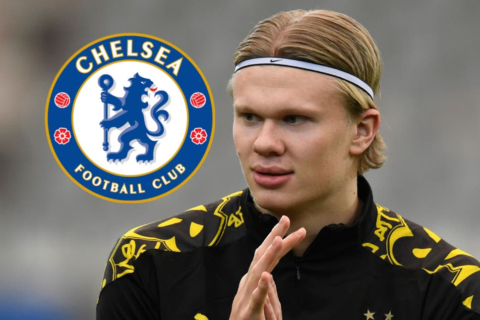Transfer: Dortmund's Haaland agrees terms with Chelsea    PEAKVIBEZ