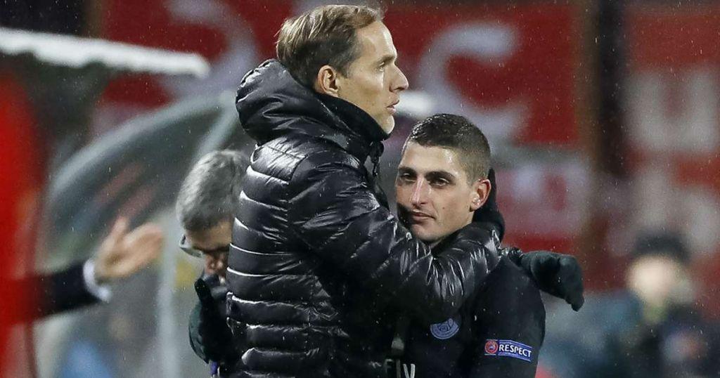 Tuchel wants to sign Verratti, according to exclusive