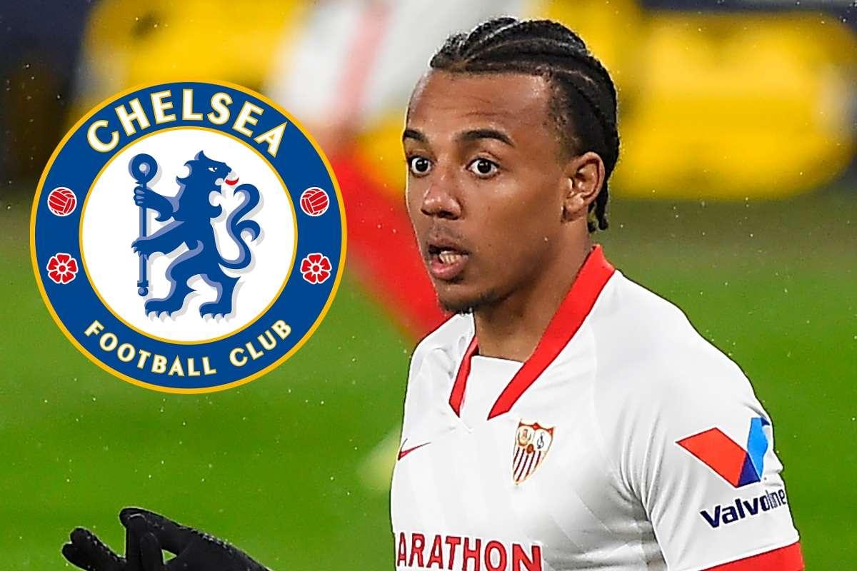 Premier League: Chelsea's Jules Kounde pursuit over after Sevilla demands £13M extra, despite agreeing on a deal earlier